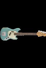 Fender Fender JMJ Justin Meldal-johnsen Road Worn Mustang Bass RW Fade DPB