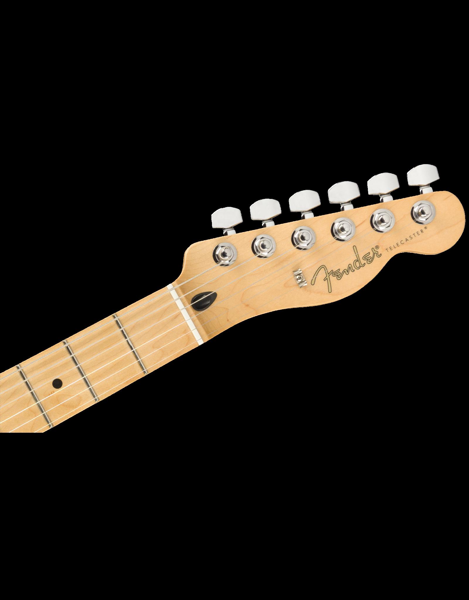 Fender Fender Player Telecaster MN BLK