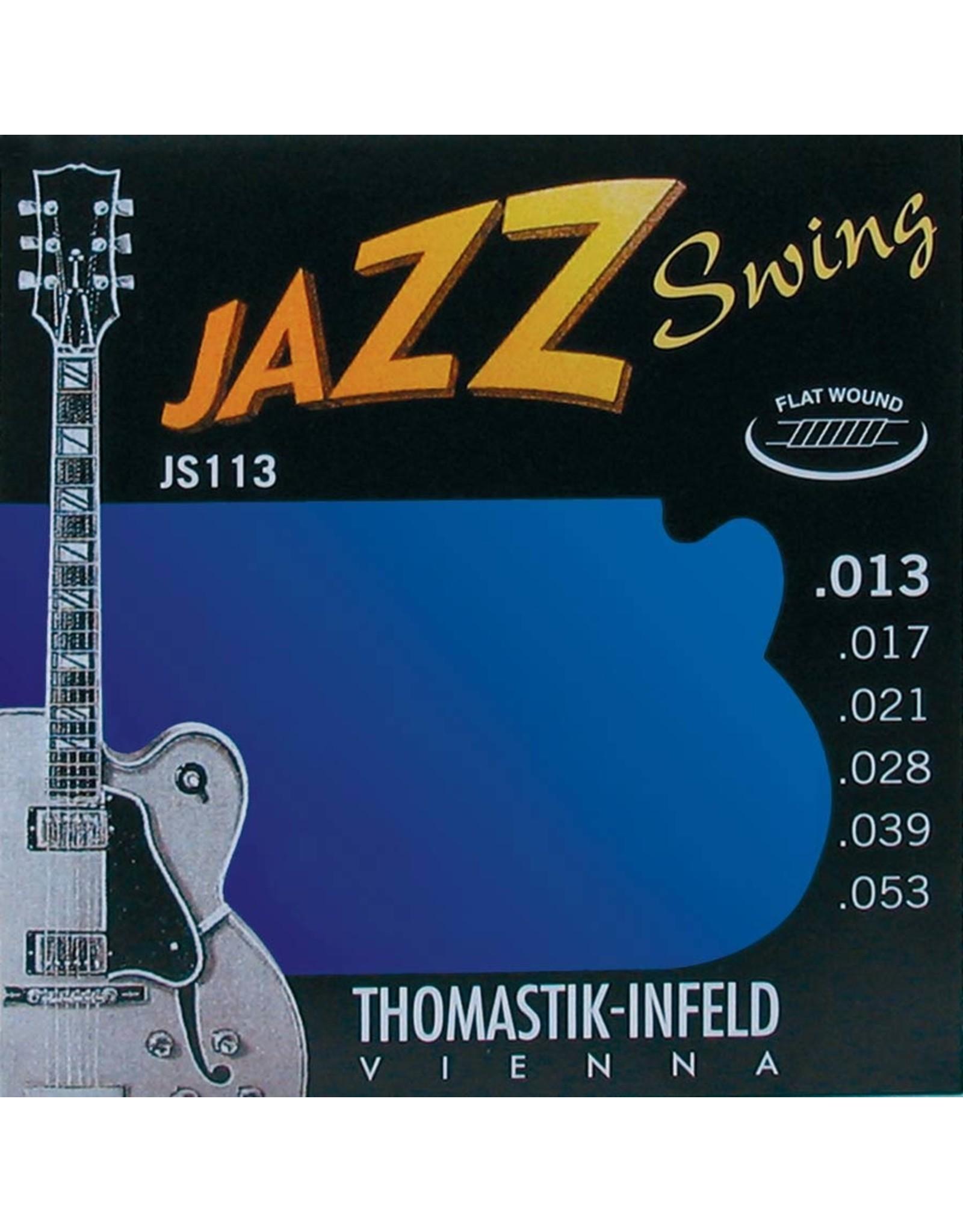 Thomastik Thomastik THJS113 Flatwound 13-53
