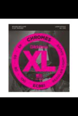 D'Addario D'Addario ECB81 Chromes Flatwound 45-100