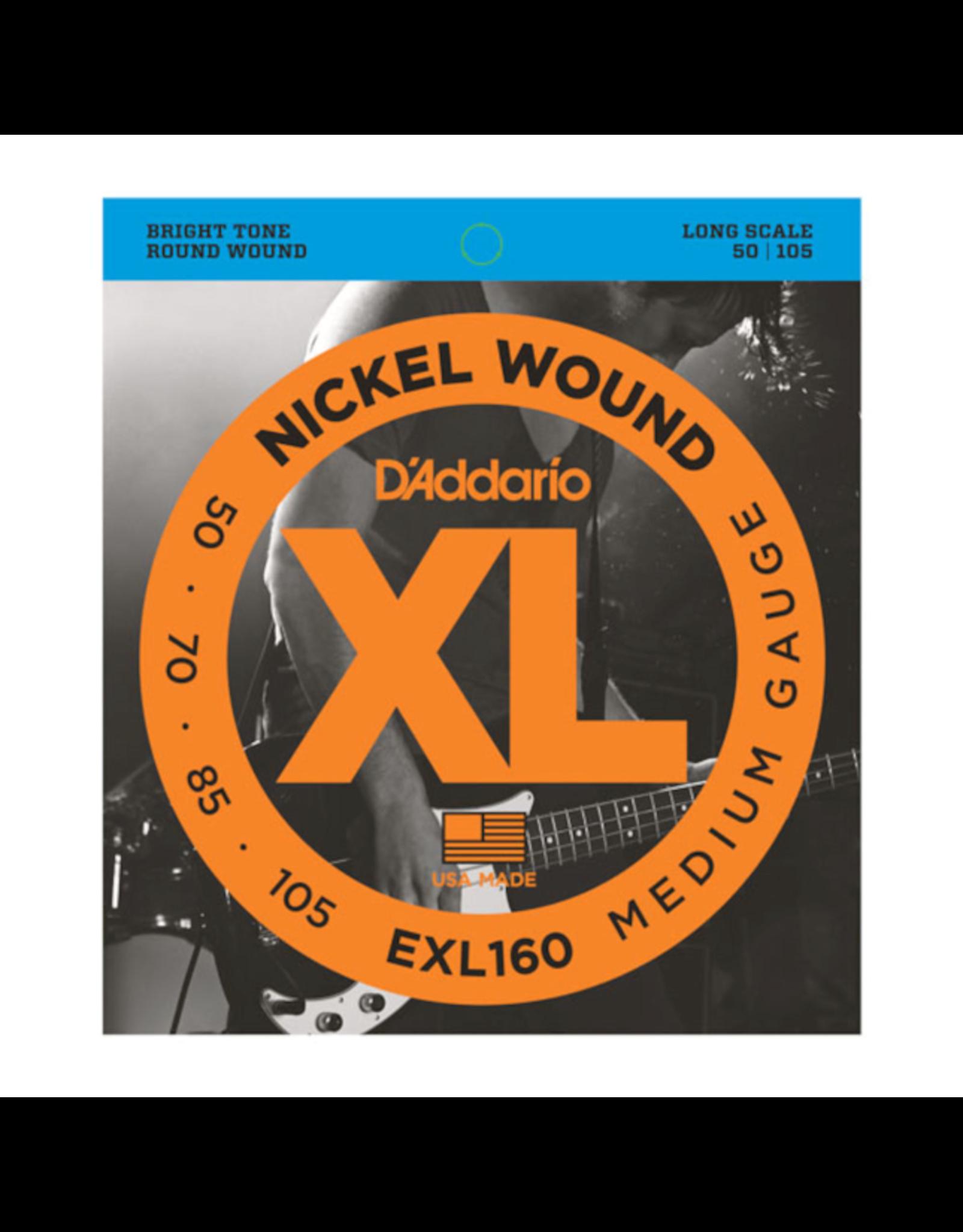 D'Addario D'Addario EXL160 50-105