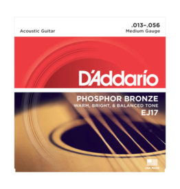 D'Addario D'Addario EJ17 13-56 phosp bronze
