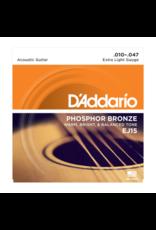 D'Addario D'Addario EJ15 10-47 phosp bronze