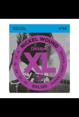 D'Addario D'Addario EXL120-3D 3pack 09-42