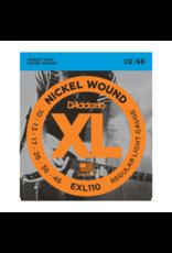 D'Addario D'Addario EXL110-3D 3pack 10-46