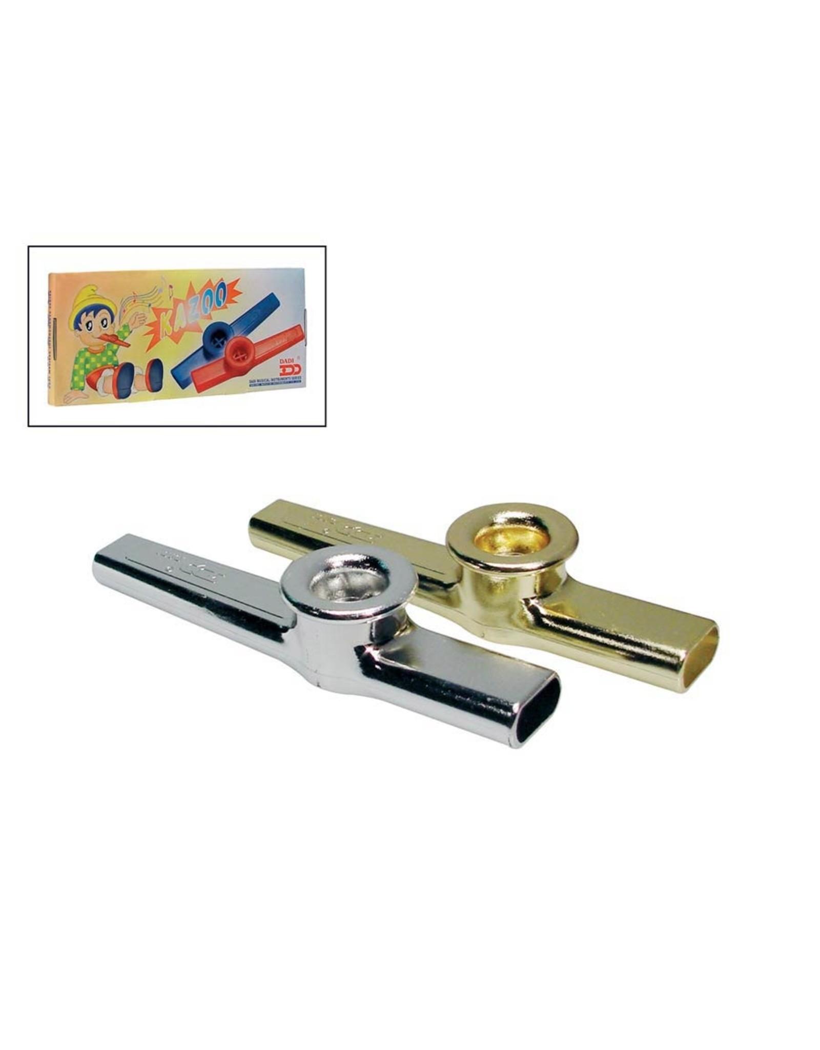 Dadi Dadi KA-2 Kazoo zilver/goud kleurig