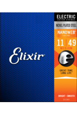 Elixir Elixir 12102 Nanoweb Nickel 11-49