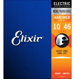 Elixir Elixir 12052 Nanoweb Nickel 10-46