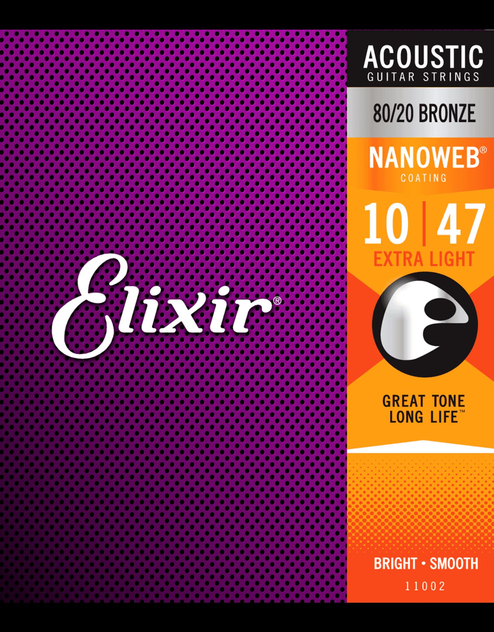Elixir Elixir 11002 Bronze 10-47