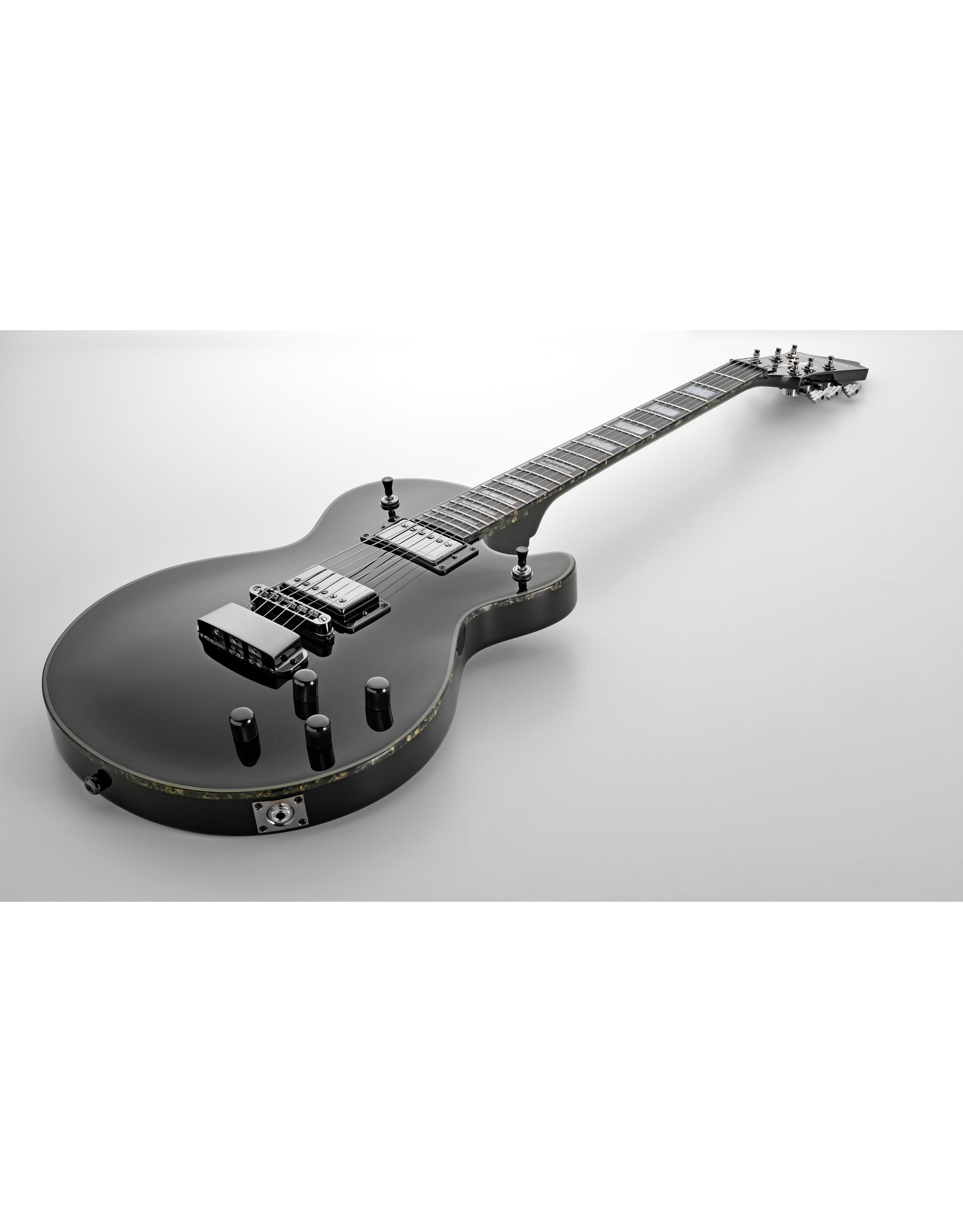 Hagstrom Hagstrom Swede Black Dark King