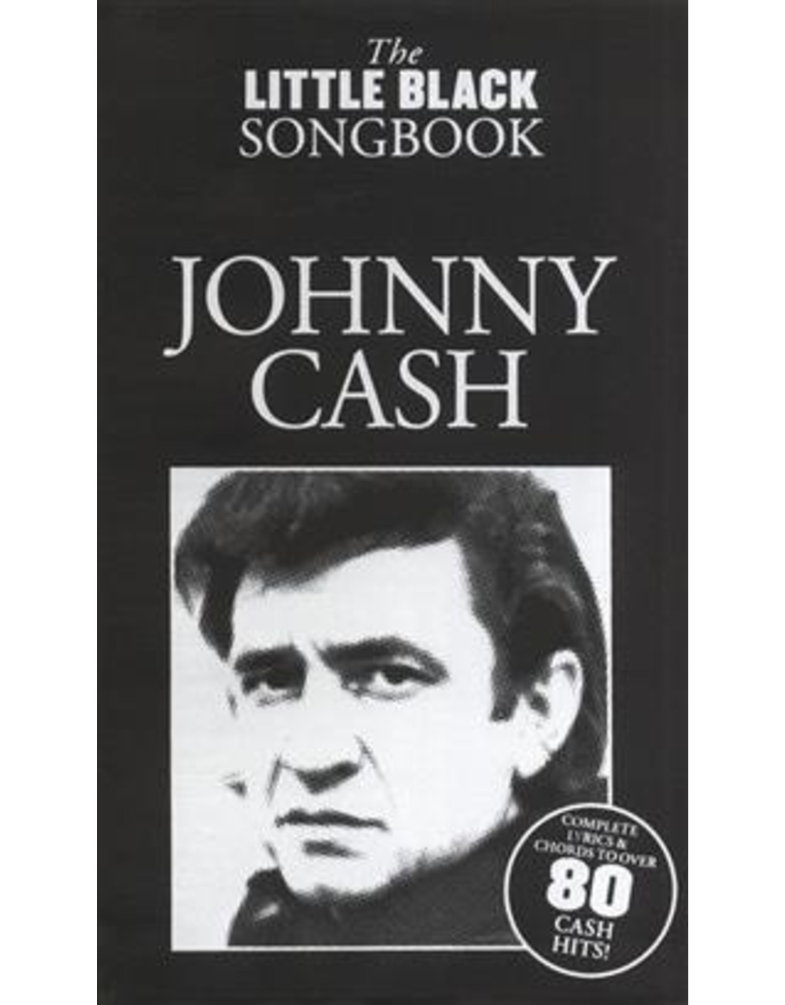 The Little Black Songbook: Johnny Cash