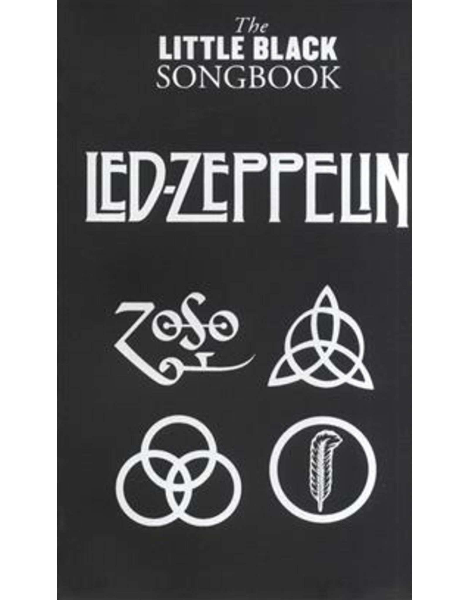 The Little Black Songbook: Led Zeppelin