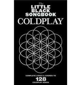 The Little Black Songbook: Coldplay
