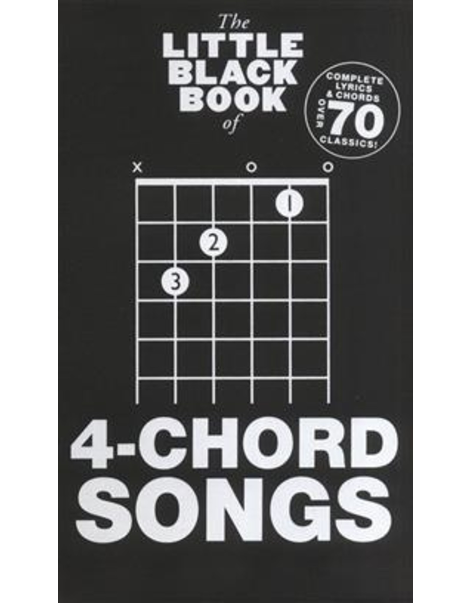 The Little Black Songbook: 4- Chord Songs