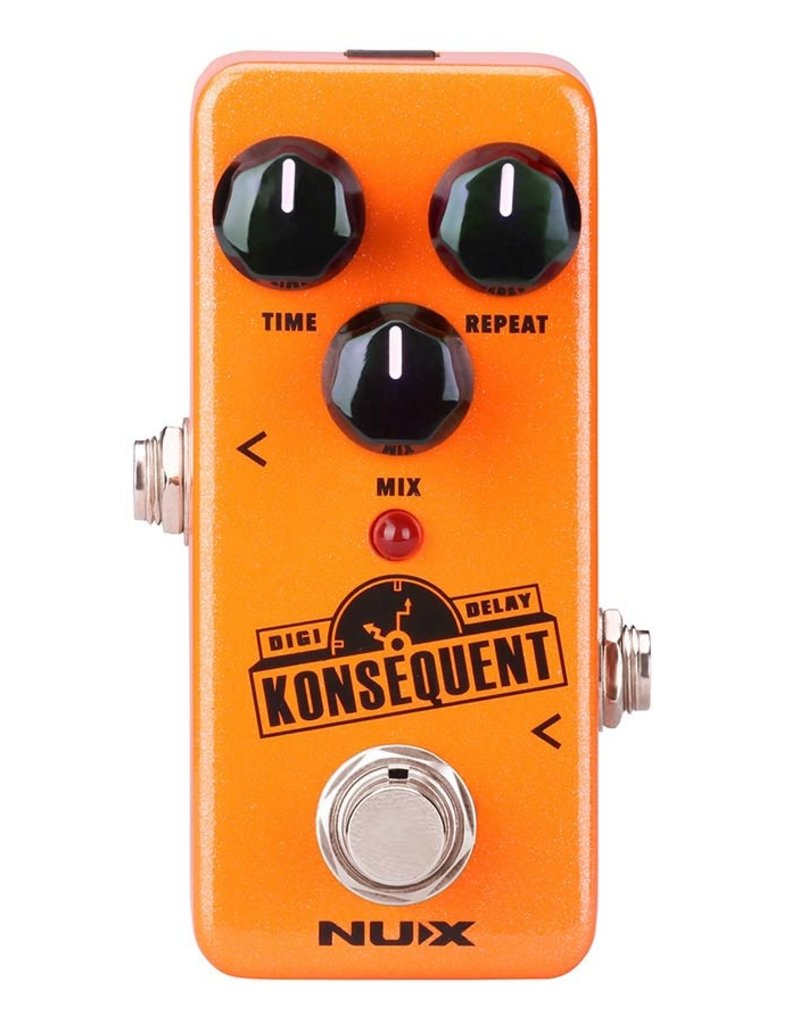 NUX NUX Konsequent Delay