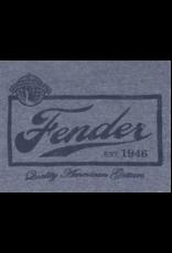Fender Fender Beer Label T-shirt Blue L