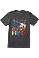 Fender Fender Jaguar T-shirt Dark Grey XL