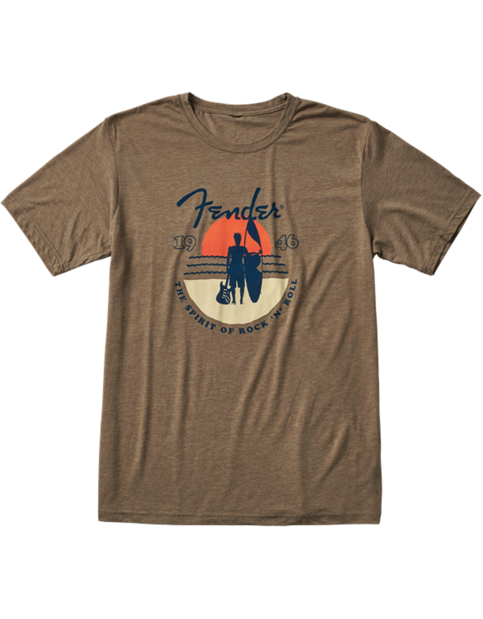 Fender Fender Spirit T-shirt Olive XL