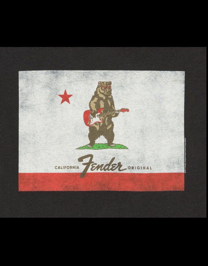 Fender Fender Bear Flag t-shirt L