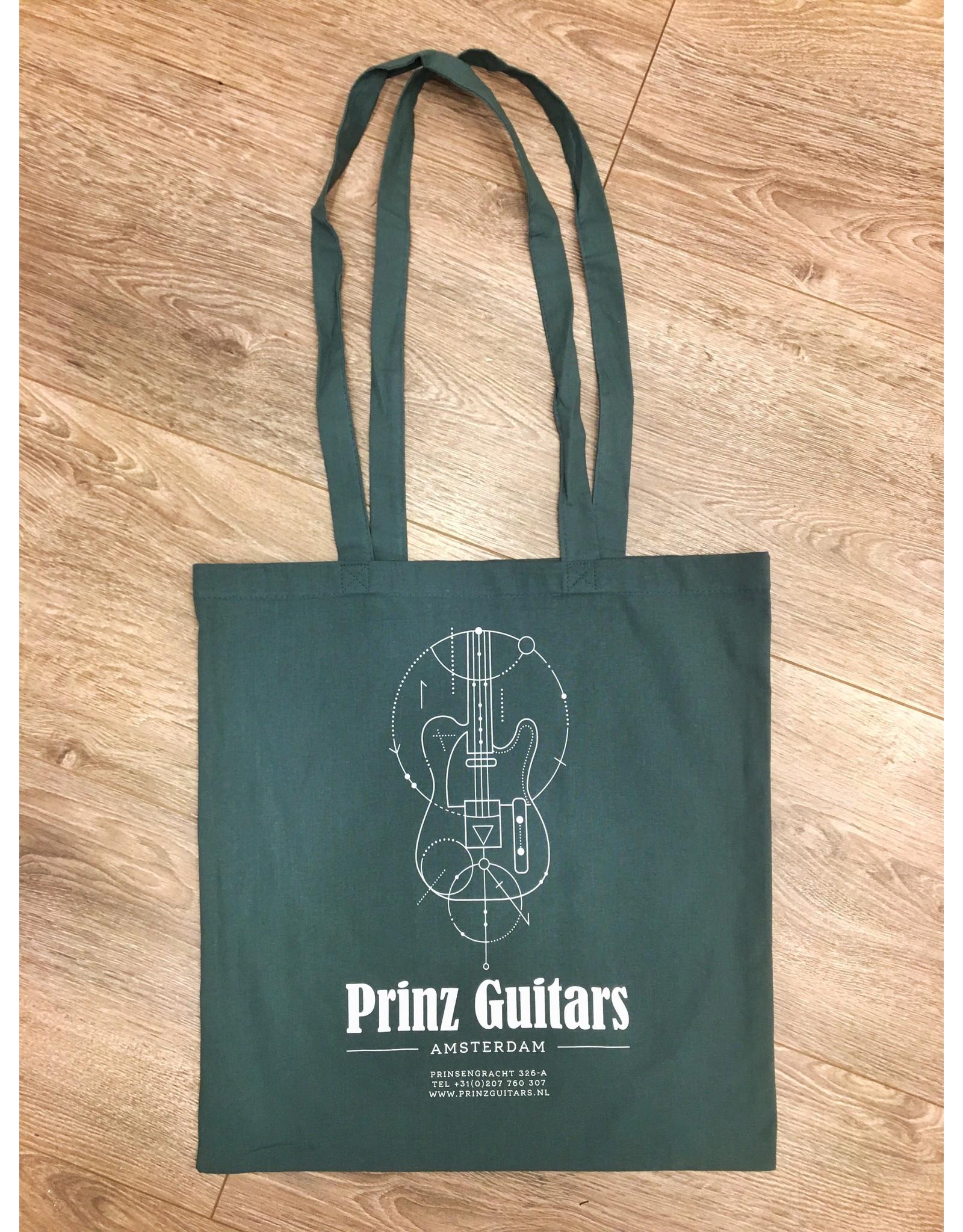 Prinz Guitars Shirt Prinz Guitars Linnen Tas