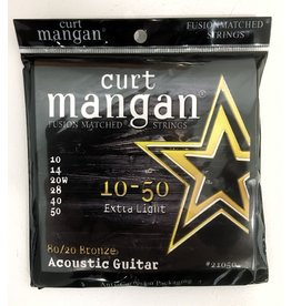 Curt Mangan Curt Mangan 80/20 Bronze 10-50 21050