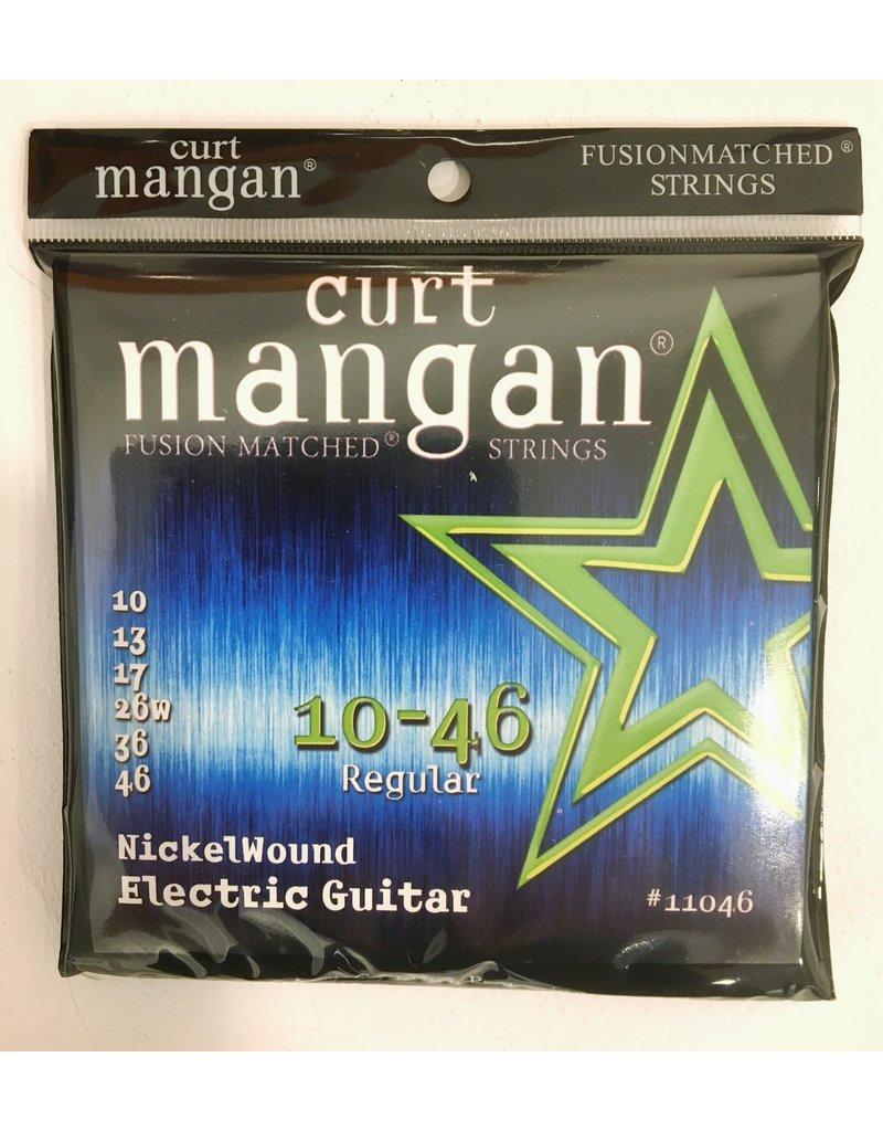 Curt Mangan Curt Mangan Nickel Wound 10-46 11046
