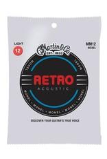 Martin Martin MM12 Monel Retro snaren 012