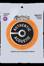 Martin Martin MA535FX Phosphor Bronze 11-52 Flexible Core