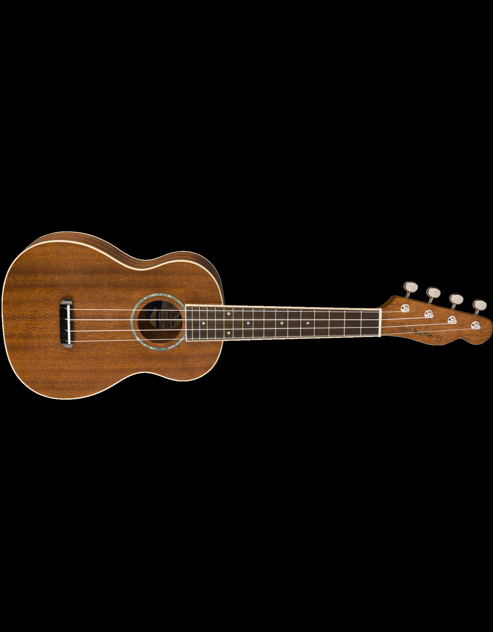 Fender Fender Zuma Concert Ukulele Natural