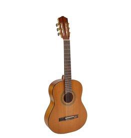 Salvador Cortez Salvador Cortez CC-06-BB 1/2 klassieke gitaar
