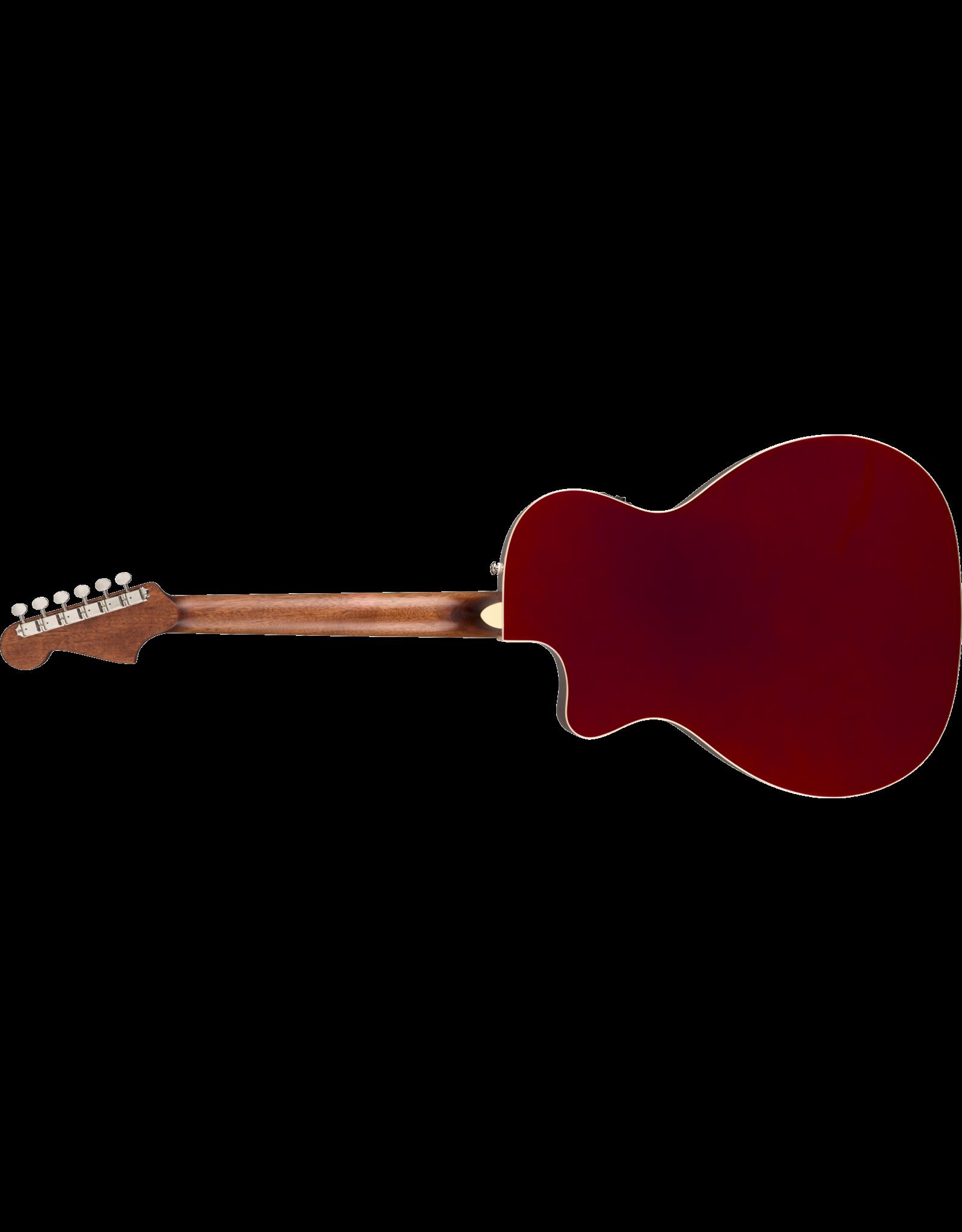 Fender Fender Newporter Player Candy Apple Red