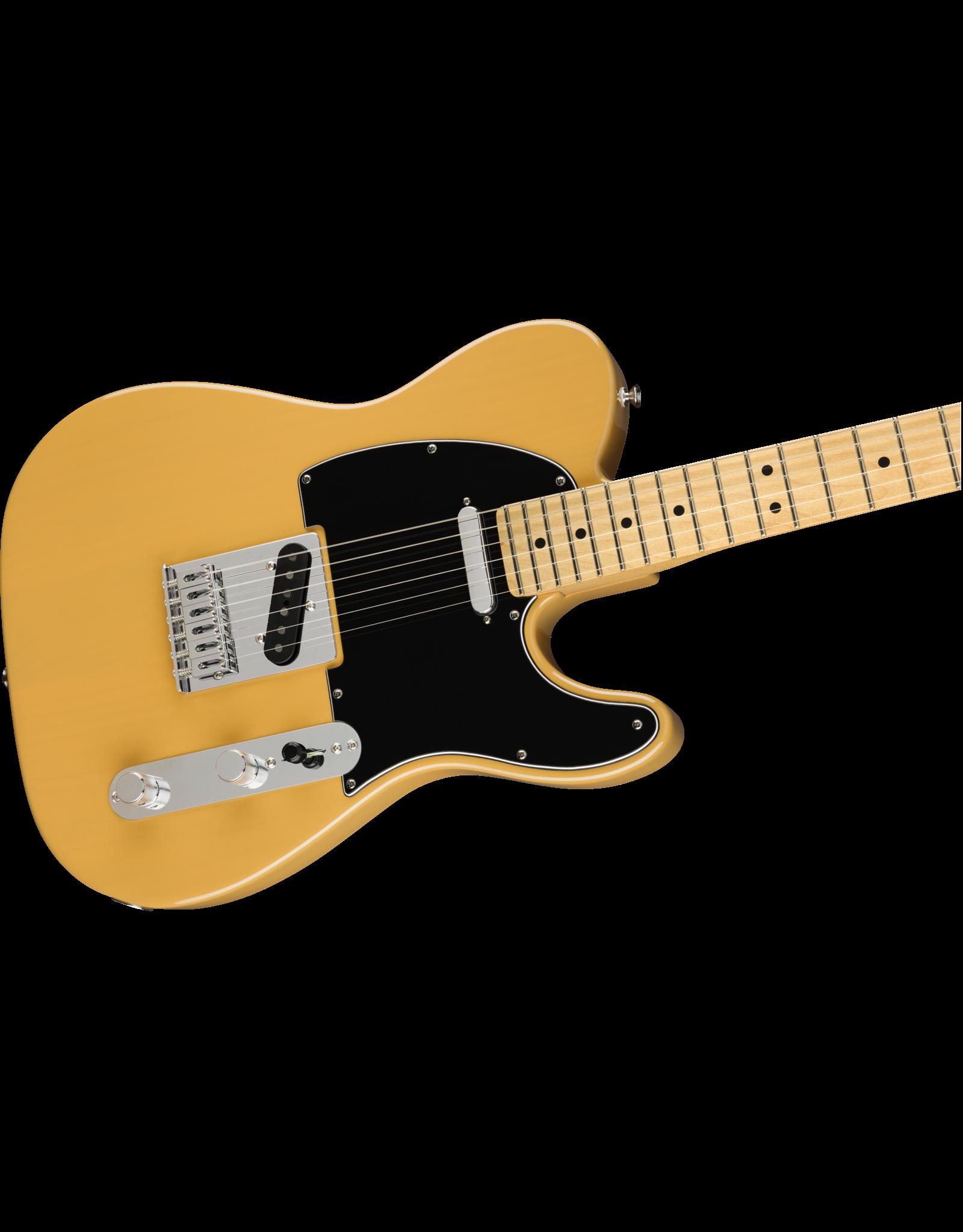 Fender Fender Player Telecaster Butterscotch Blonde Maple