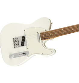 Fender Fender Player Telecaster Polar White Pau Ferro