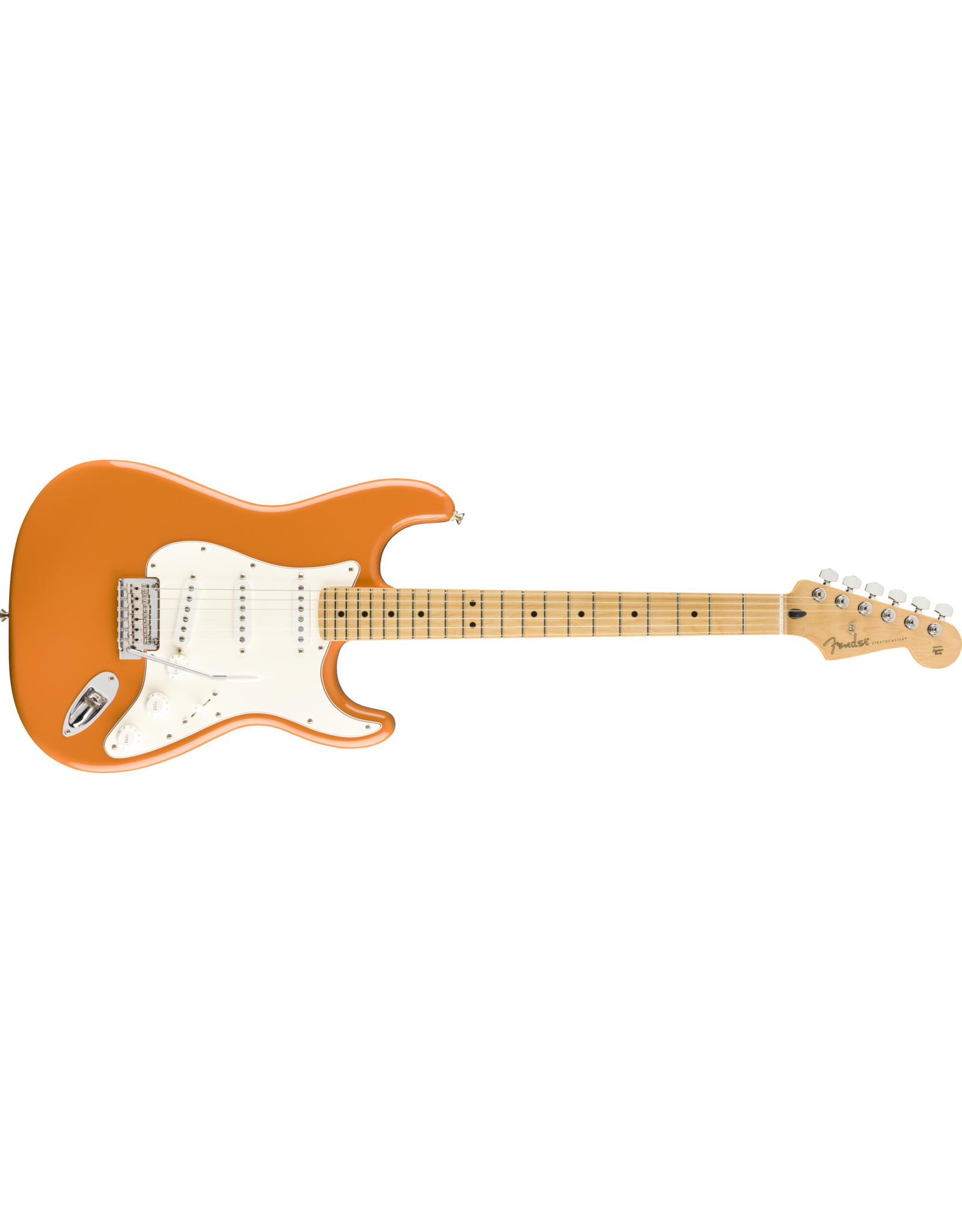 Fender Fender Player Stratocaster Capri Orange Maple