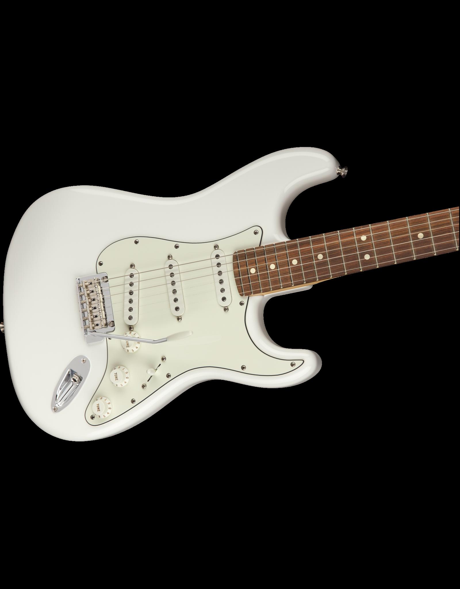 Fender Fender Player Stratocaster Polar White Pau Ferro