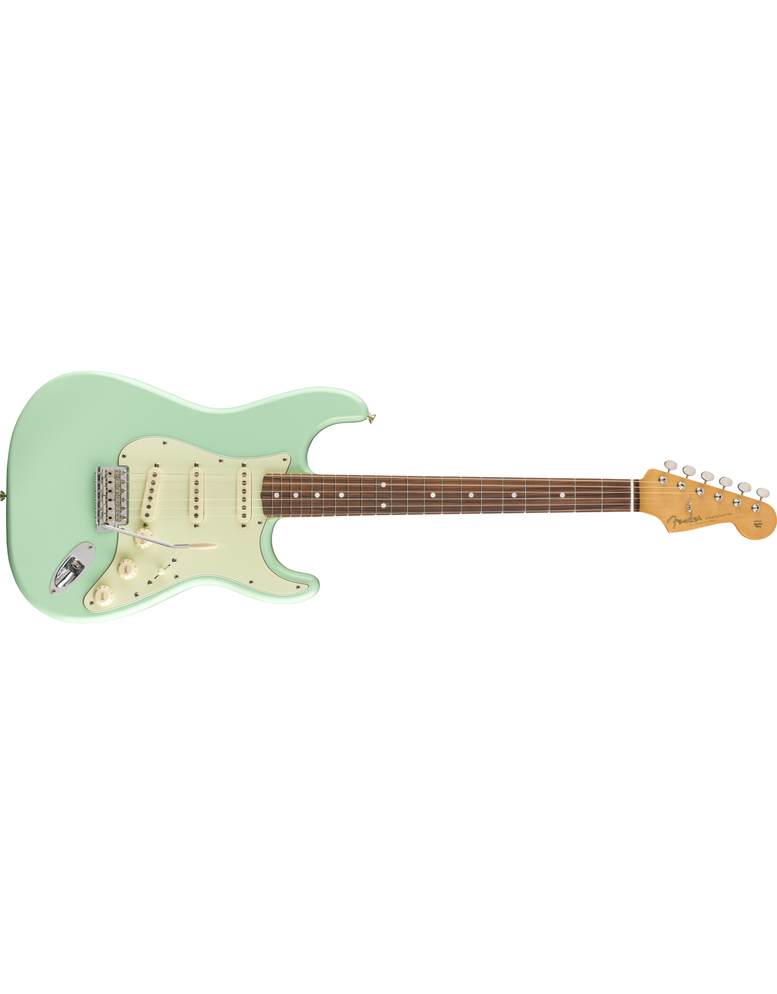 Fender Fender Vintera 60's Stratocaster Surf Green