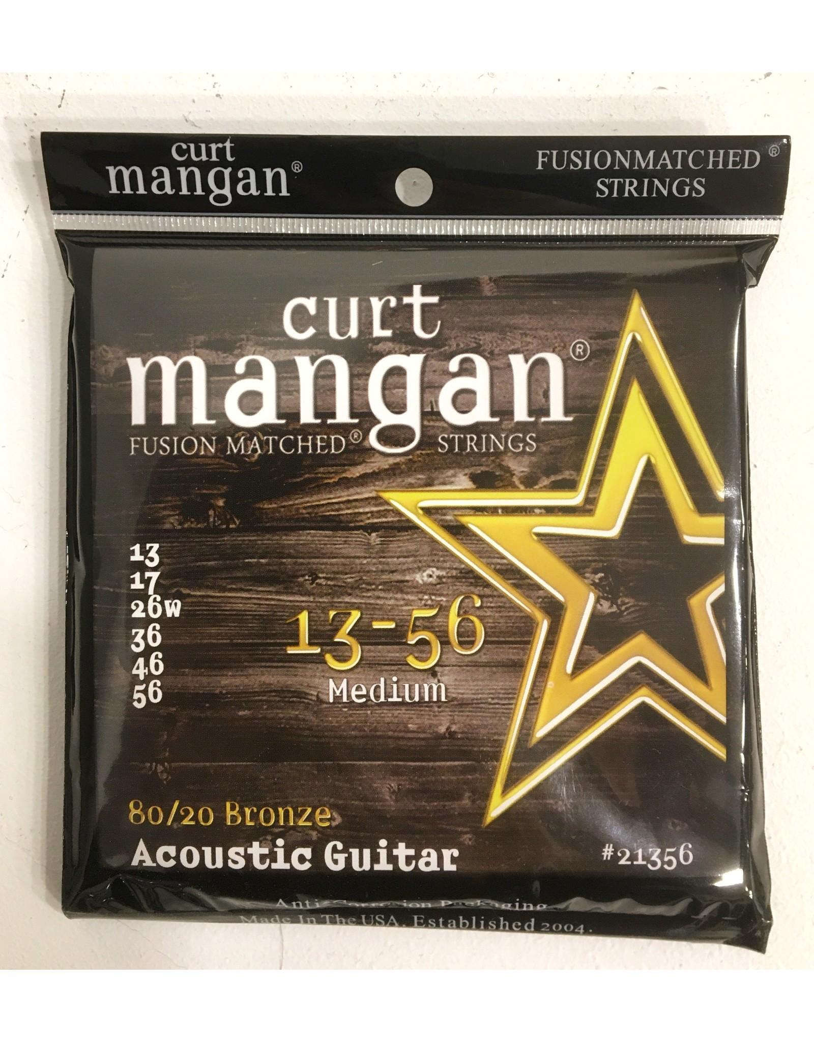 Curt Mangan Curt Mangan 80/20 Bronze 13-56