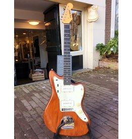 Prinz Guitars PrinzMaster Jazzmaster Walnut Stain
