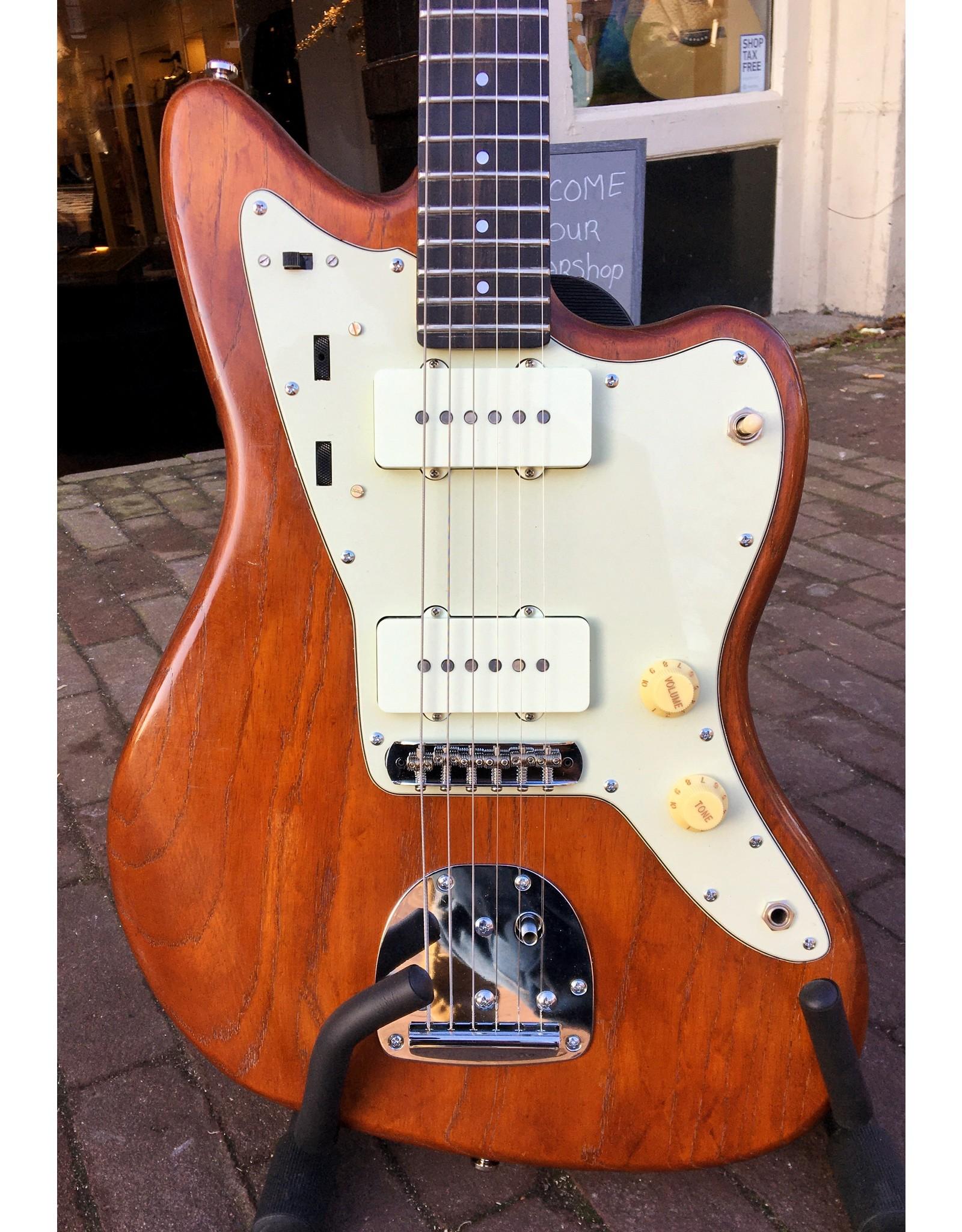 Prinz Guitars Prinz Guitars PrinzMaster Jazzmaster Walnut stain