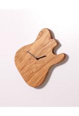 Ruwdesign Ruwdesign Gitaarklok T-model