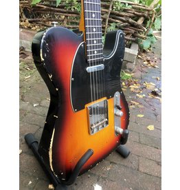 Haar Guitars Haar Traditional T 3 Tone Sunburst Rosewood Neck