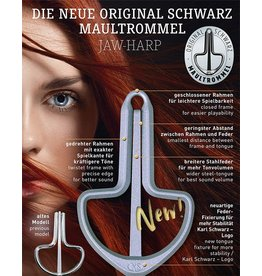 Schwartz Schwarz mondharp JH-08