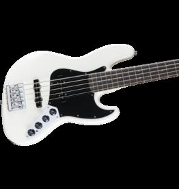 Fender Fender Active Jazz Bass V PF Olympic White