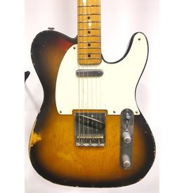 Haar Guitars Haar Traditional T 2 Tone Sunburst Maple Neck