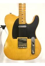 Haar Guitars Haar Traditional T Butterscotch Blonde Maple Neck