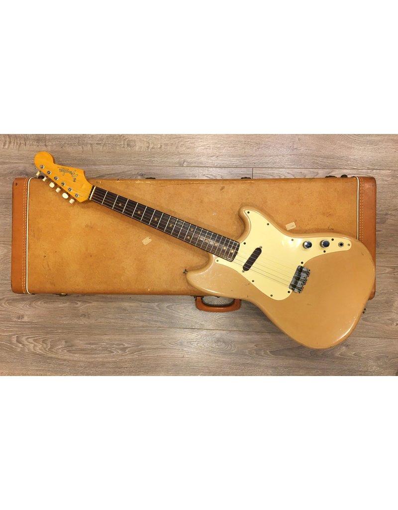 Fender Fender Musicmaster 1960 Desert Sand RW