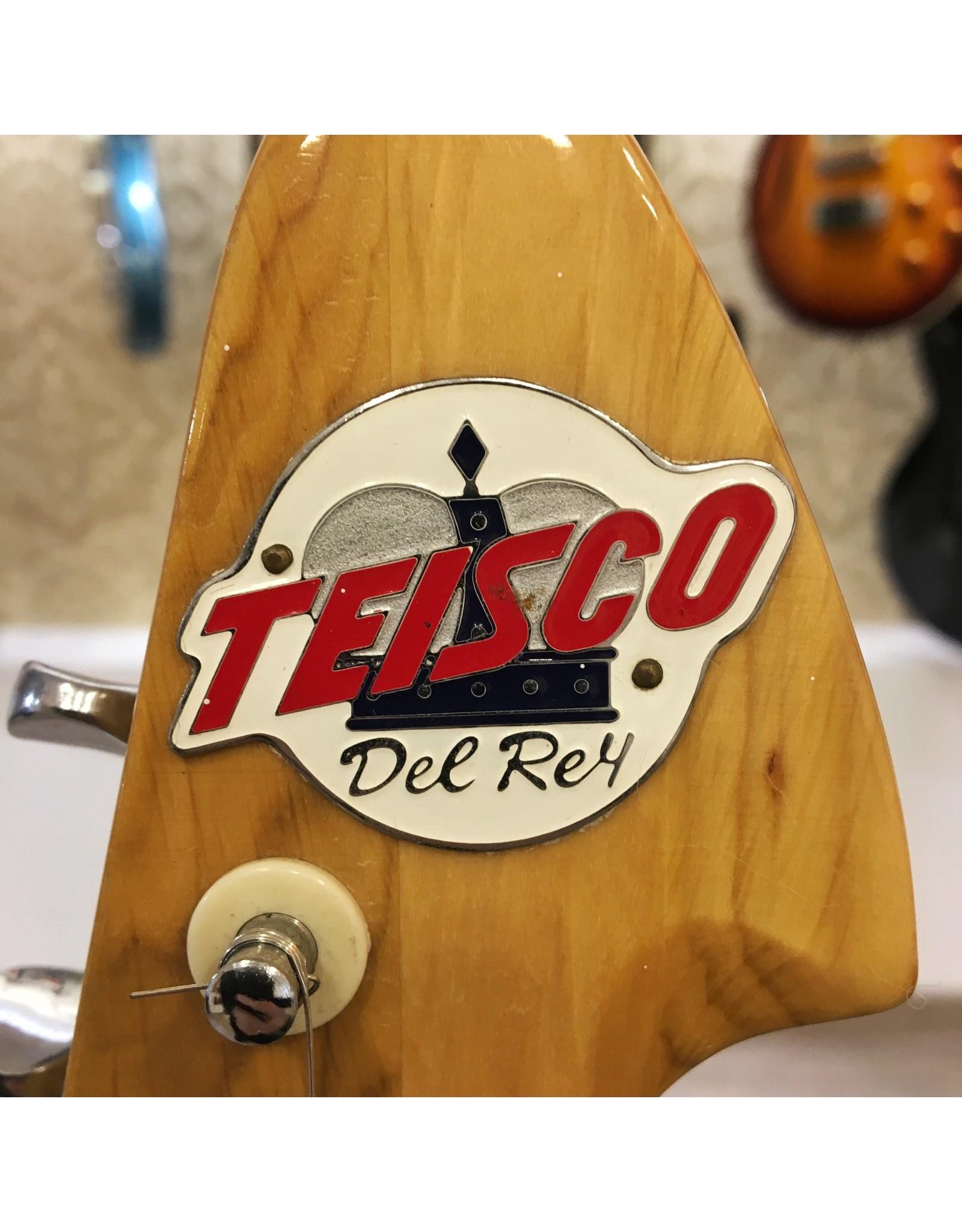 Teisco Del Rey ET-312 Lake Placid Blue '60's