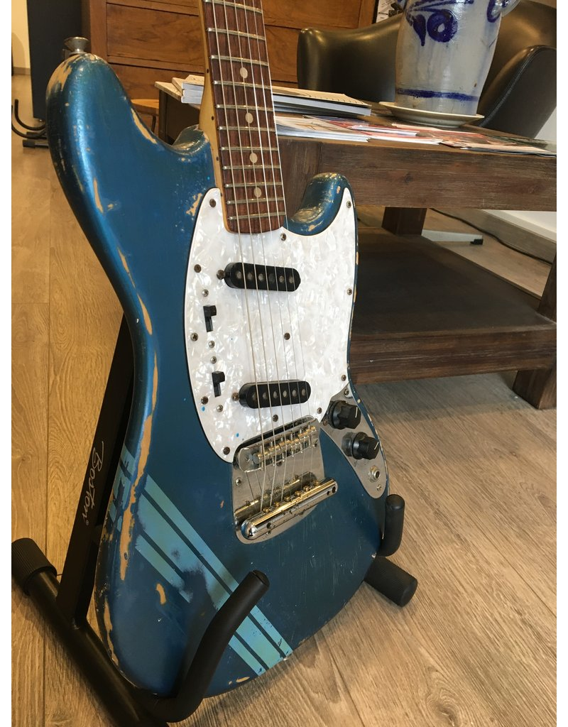 Fender Fender Mustang 1974 Competition Blue