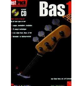 FastTrack Basgitaar Blake Neely Boek+CD