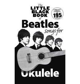 Little black songbook Beatles songs for ukulele